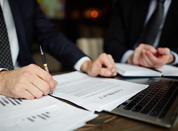 امور قراردادها